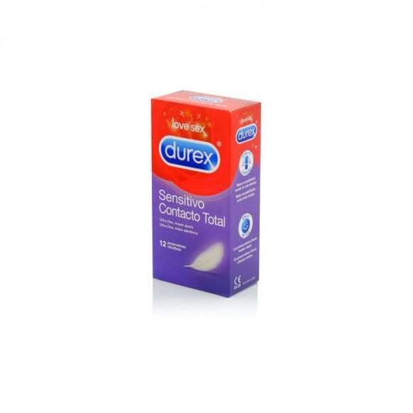 Preservativos Sensitivo Contacto...
