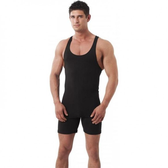 Body-Pantalon Negro Talla Unica