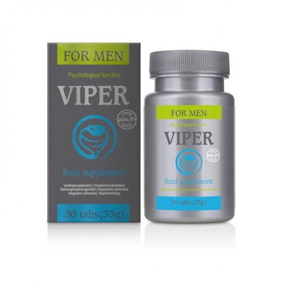 Potenciador Masculino Viper 30 capsulas