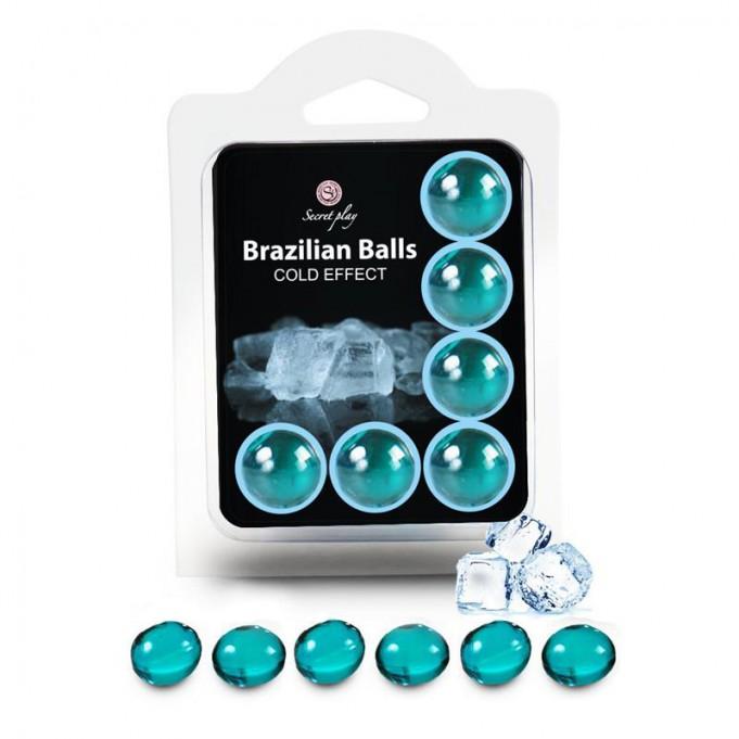 Brazilian Balls Set 6  Efecto Frío