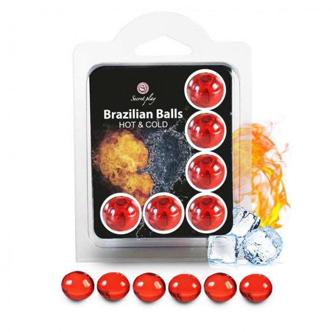 Brazilian Balls Set 6  Efecto Calor &...