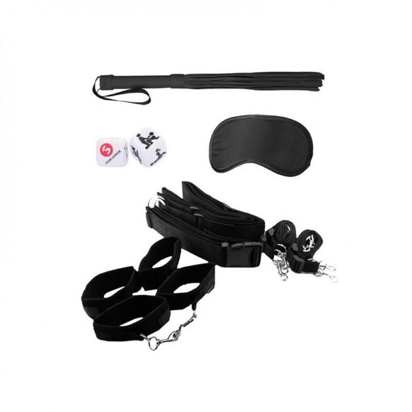 Kit de Restriccion para Cintura Negro