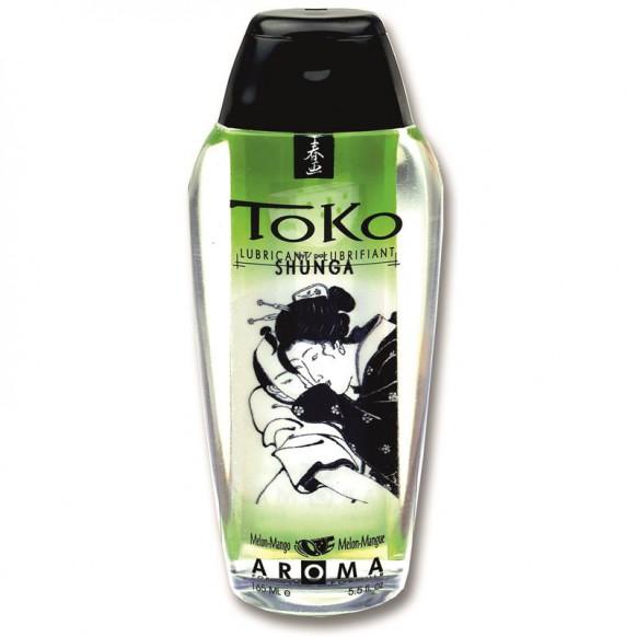 Shunga Lubricante Toko Aroma Melón