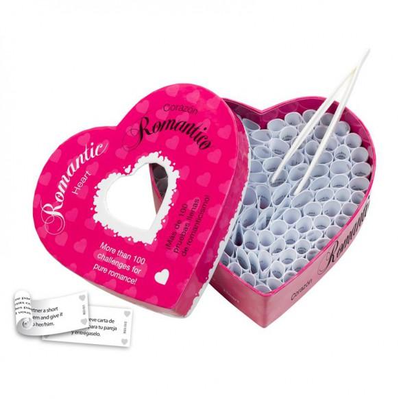 Juego de Preguntas Romantic Heart...